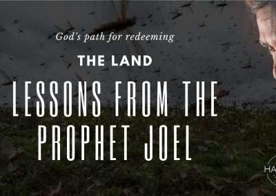 Manifestation of Restoration Pt 2   Joel Week 9   May 16, 2021