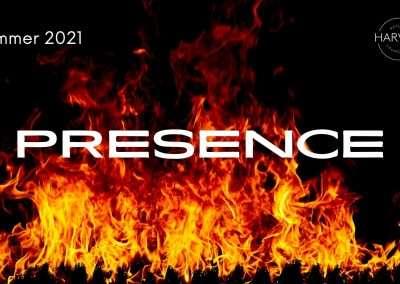 Presence Series   Gideon, His Presence Removes Fear   August 1, 2021   Chris Bassett