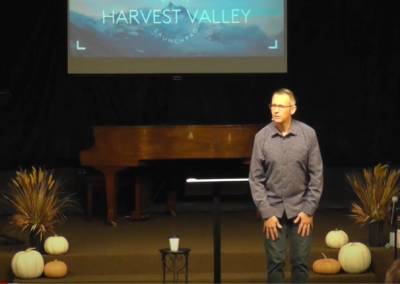 Safety and the Fear of the Lord   Chris Bassett   October 17, 2021